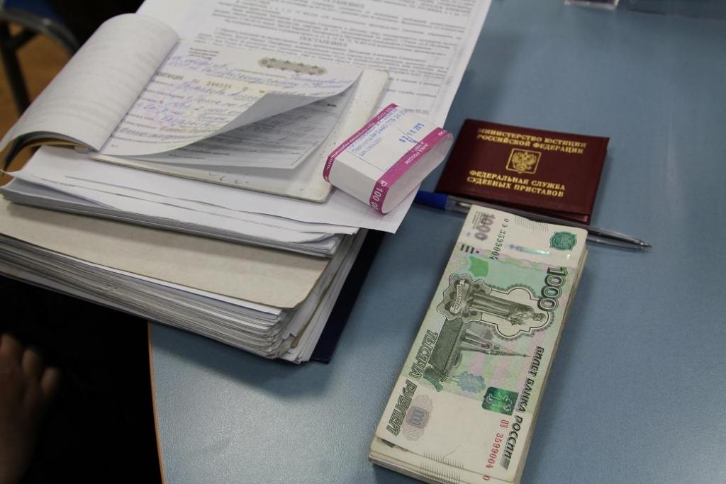 Принудительным взысканием долга по зарплате займутся судебные приставы